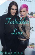 Forbidden love by b_a_t_m_a_n