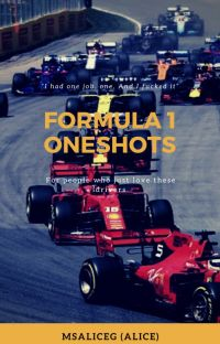 Formula 1 oneshots cover