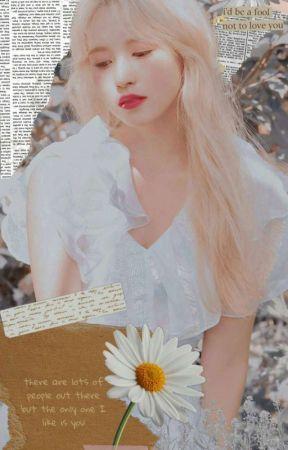 Daisy   Myoui Mina by blackastroxmoon