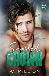Scarred Crown - Bellerive Royals 1 cover