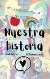 Nuestra historia (Appledash) cover