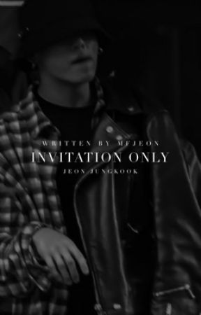 INVITATION ONLY. ✓ J. JUNGKOOK.  by mfjeon