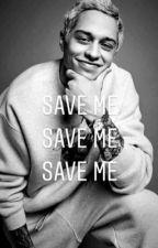 Save Me // Pete Davidson by tonystark_sebass