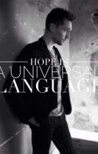Hope is a universal language by Hiddlestonismine