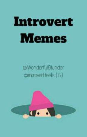 Introvert Memes  by WonderfulBlunder