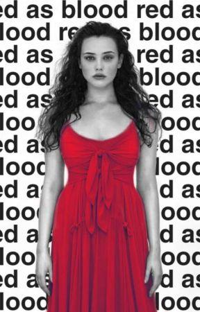 RED AS BLOOD → a Teen Wolf & Cursed fanfiction by Escritora_de_merda