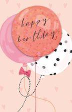 Belle's Birthday!🎂👄🎊🎉👭💜👅💫✨ by falaakk