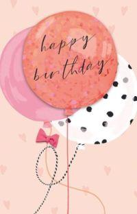 Belle's Birthday!🎂👄🎊🎉👭💜👅💫✨ cover