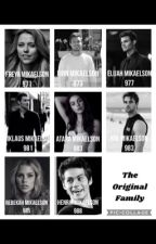 The Mikaelson Family  by mathilde795