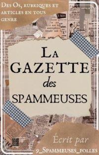 La Gazette des Spammeuses cover