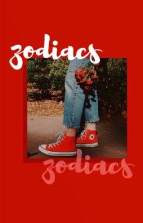 Zodiacs by plusheens