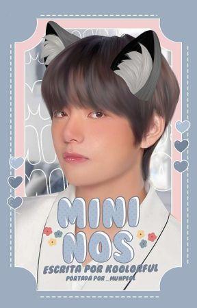 Mininos→kooktae by koolorful