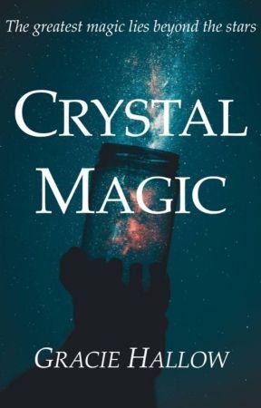 Crystal Magic by AmazingGraceless