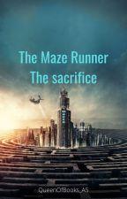 The Maze Runner - The Sacrifice di QueenOfBooks_A5