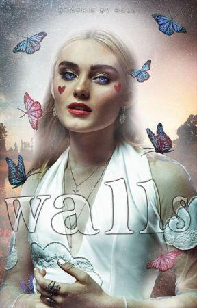 walls ━ MEET MY OCS by swimwhim