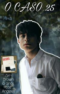 O Caso 25 // Aidan Gallagher  cover