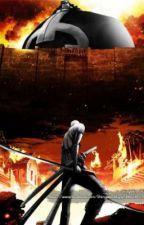 Attack on titan: The lost Swordsmen  by Beaner10
