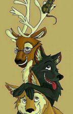 I'm not her anymore // trans remus au // wolfstar by AlpacaDragon
