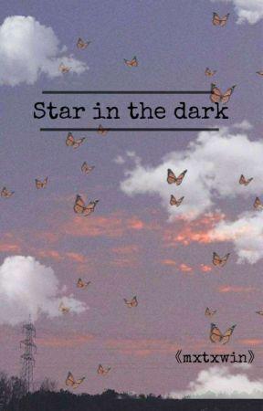 Star in The dark  by sungchans_rightarm