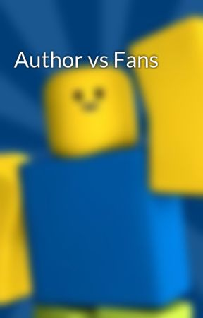 Author vs Fans by Thunde2431