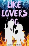 Like Lovers Do (A Zutara Fan Fic) cover