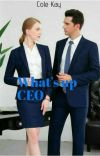 What's up CEO:Book 1 of The Crest Series cover
