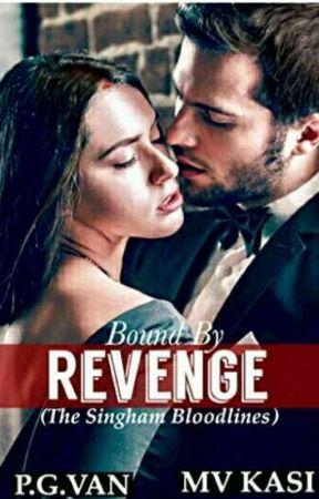 Bound by revenge by gp121006