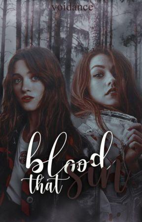 BLOOD THAT SIN ▸ TEEN WOLF by voidance