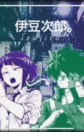 IzuJirou AU  by itstimetoGou