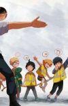 [what if?] haikyuu babysitting{{ Reader X Various HAIKYUU}} cover