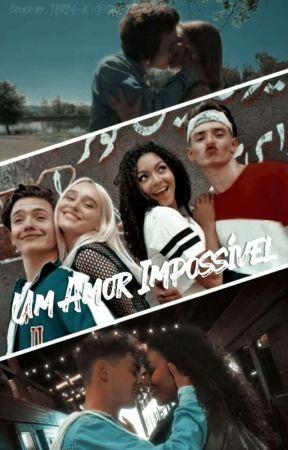 Um amor impossível by B-BabyNoart