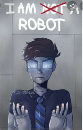 """"""" robot"""" (Sanders sides Logan angst) (Completed!!) by Virgil_as_a_angel"""