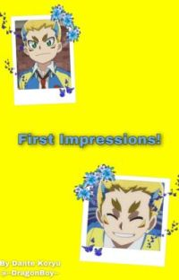 First Impressions! cover