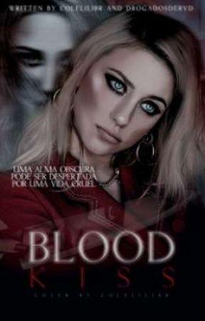 Blood Kiss - Sprousehart  by drogadosdervd