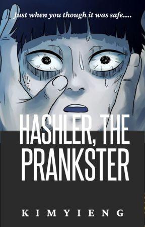 Hashler, The Prankster by KimYieng