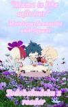"""Mama is like a Flower"" Todobakudeku x reader  cover"
