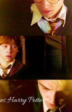 Imagines et Préférences sur Harry Potter.  by TheLittleWhich