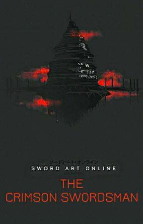 The Crimson Swordsman (Sword Art Online X OC/Male reader) by Corrupted839