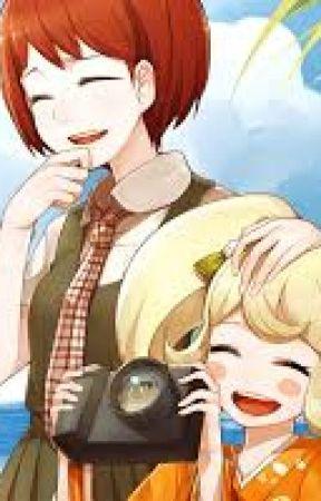 Hiyoko x Mahiru's sister! reader (Back in business!) by thatweirdassbitch