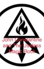 John Constantine and The Useless Magic Rock by PopTartKiddo