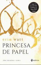 Princesa de papel by isinha180