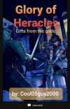 glory of heracles: gift from the gods cover