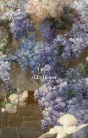 lilac ' izumo kamiki x reader  by ent0molog1st