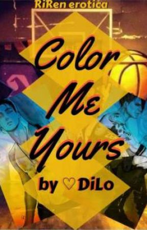 🎨Color Me Yours 🏀 RiRen Erotica by ♡DiLo by DiabLolita