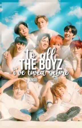 to all the boyz i've loved before. tbz by sheepxing