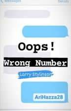 Oops! Wrong Number // L.S. by arihazza28