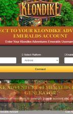 Klondike Adventures cheats - Coins Emeralds Generator No -Human Verification by miltonohak