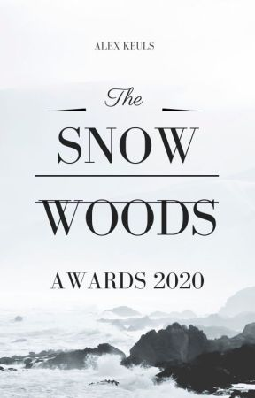 Snow woods Awards 2020 {OPEN} by love_writingawards
