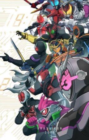 Kamen Rider Zi-O X High school DXD  by RisingHopper01