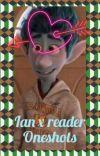 Onward Ian x reader oneshots cover
